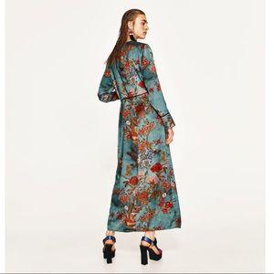 Zara kimono dress/jacket